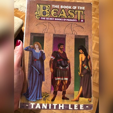Tanith Lee - the book of the beast