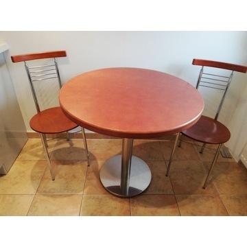 stolik kuchenny+krzesła