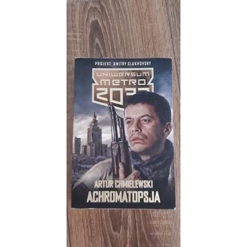 Artur Chmielewski-Achromatopsja. Metro 2033