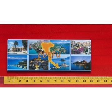Grecja - Korfu - Magnes