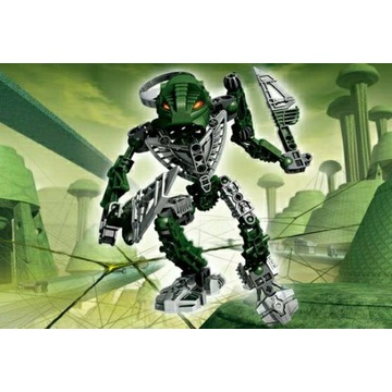 LEGO BIONICLE Toa Hordika Matau 8740