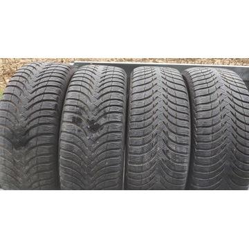 Opony zimowe Michelin 205/55 R16 (felgi gratis)