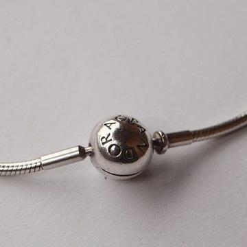 Pandora bransoletka Essence 19 srebro