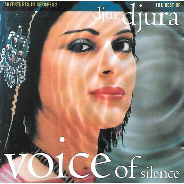 Djur Djura - Voice Of Silence - The Best Of... CD