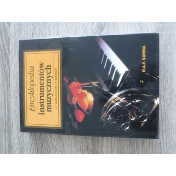 Encyklopedia Instrumentów Muzycznych A.Buchner