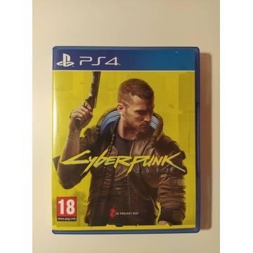 Gra PlayStation 4, Cyberpunk 2077
