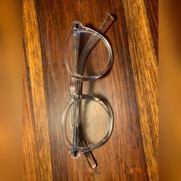 kultowe okulary moscot miltzen crystal 48-18-145