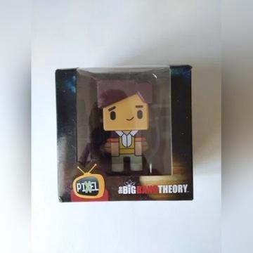 Big Bang Theory Rajesh Koothrappali Pixel figurka
