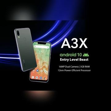 UMIDIGI A3X 3/16GB 4G LTE,Android10