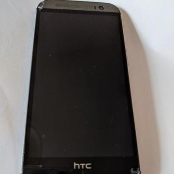 HTC One M8 *Nie działa* bez simlock, ekran dobry