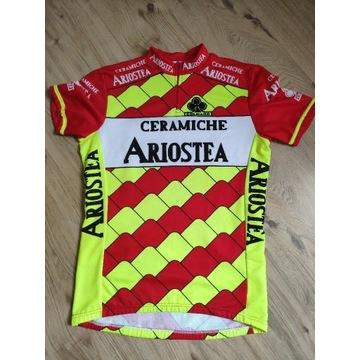 Koszulka rowerowa Colnago retro Ceramiche Ariostea