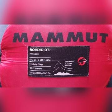 Śpiwór Mammut Nordic OTI 3 season