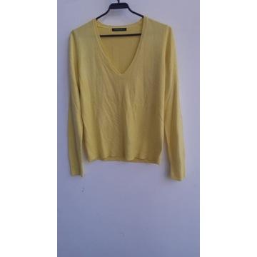 Żółty sweterek Next WYPRZEDAŻ