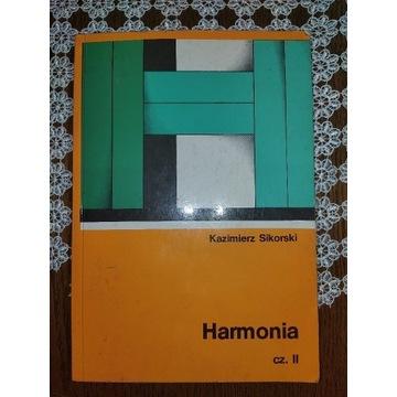 Harmonia cz. II Kazimierz Sikorski