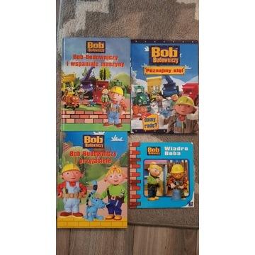 Książki Bob Budowniczy