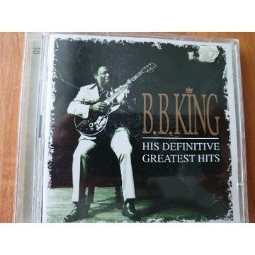 B.B.King: His Definitive Greatest Hits 2cd