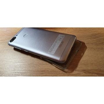 Smartfon asus Zb570 Max plus z pojemną baterią