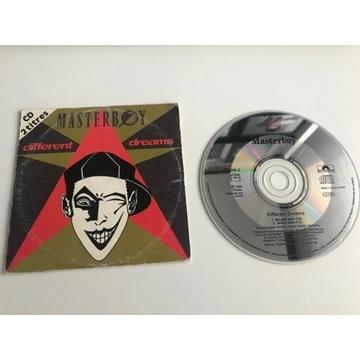 Masterboy - Different Dreams MAXI CD