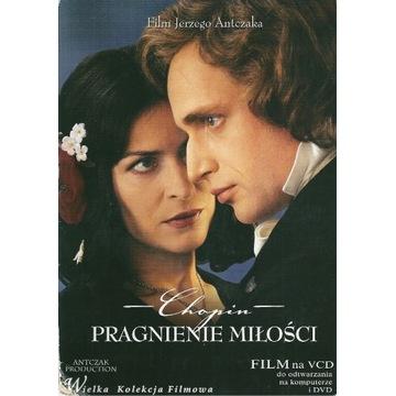 Chopin pragnienie miłości-film na VCD