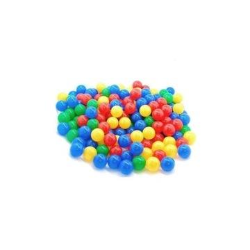 Kolorowe piłki do suchego basenu 350szt