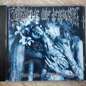 """Cradle Of Filth """"The Principle Of Evil Made ..."""""""