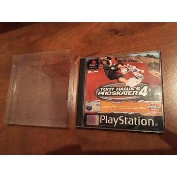 Tony Hawk Pro Skater 4 PS1 protektor kolekcja