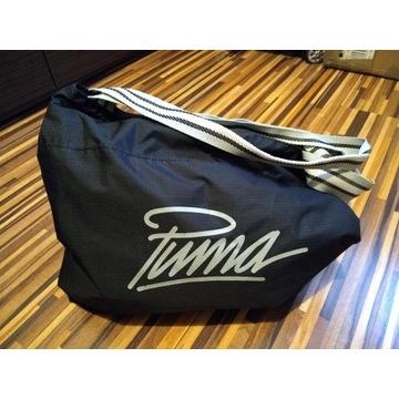 Puma materiałowa lekka sportowa torba