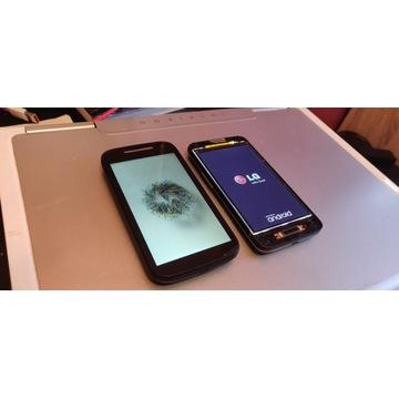 Motorola Moto E4G, LG L65