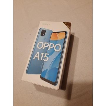 Smartfon OPPO A15 nowy