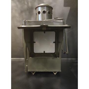 Lampa wojskowa, naftowa