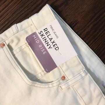 NEXT spodnie damskie rurki rozm EUR 46 /48 18R