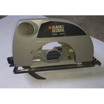 stolik osłona pilarka BLACK&DECKER KS865 1200W
