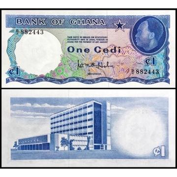 Ghana 1 Cedi 1965 UNC