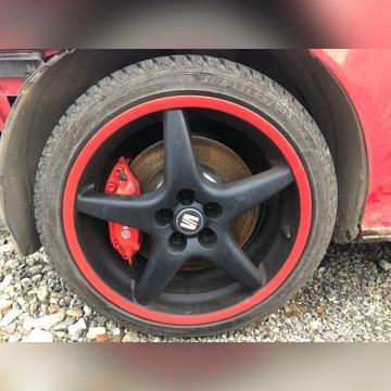 "Felgi 18"" 5x100 Seat Leon Audi A3 VW Golf Skoda"