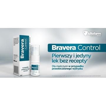 Bravera Control - areozol na skórę 8 ml - APTEKA