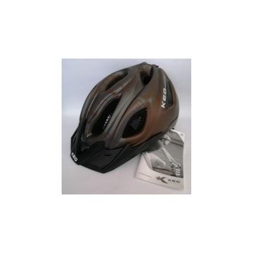 Kask dziecięcy rowerowy KED CERTUS 52-58 cm M/L