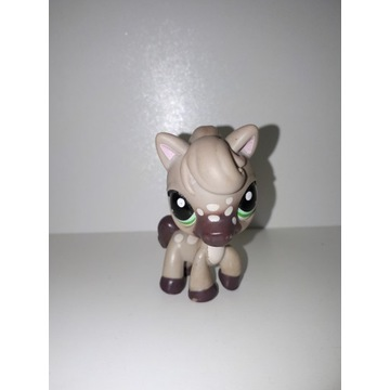 LPS LITTLEST PET SHOP KONIK KOŃ #1820