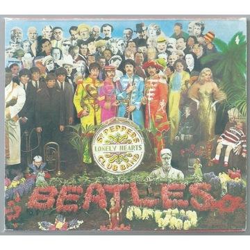 THE BEATLES - Sgt Pepper's - CD 1987 UNIKAT