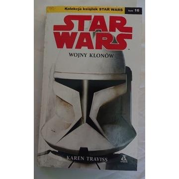 Star wars wojny klonow traviss