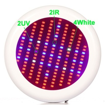 PANEL LED GROW LAMPA 150W FULL SPECTRUM NIE HPS