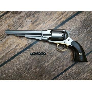 Nowy Rewolwer Remington 1858 kal.44 Tuning 500 zł!