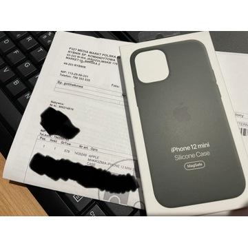 Apple Silikonowe etui iPhone 12 mini cypryjska zie