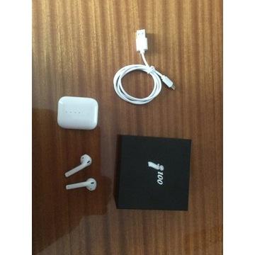 Słuchawki bezprzewodowe TWS i100