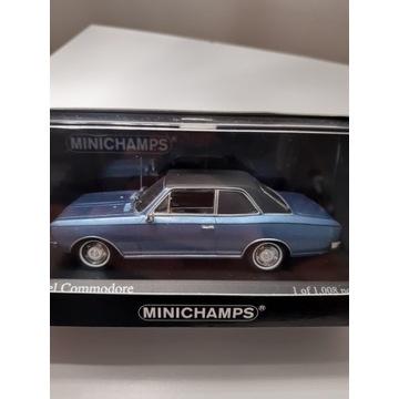 Minichamps 1/43 opel commodore