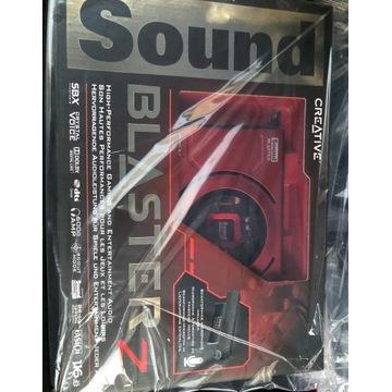 Karta dźwiękowa CREATIVE Sound Blaster Z
