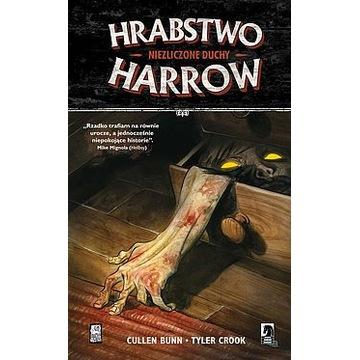 Hrabstwo Harrow tom 1 komiks NOWY FOLIA