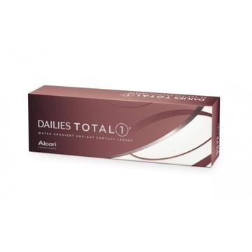 Dailies TOTAL 1 30 szt soczewki jednodniowe -3,25