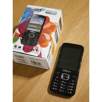 Telefon MaxCom MM237 dual sim