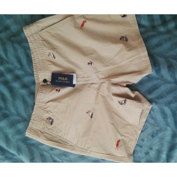 Spodenki męskie Polo Ralph Lauren XL BCM