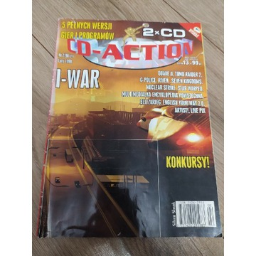CD Action 21 (2/98)